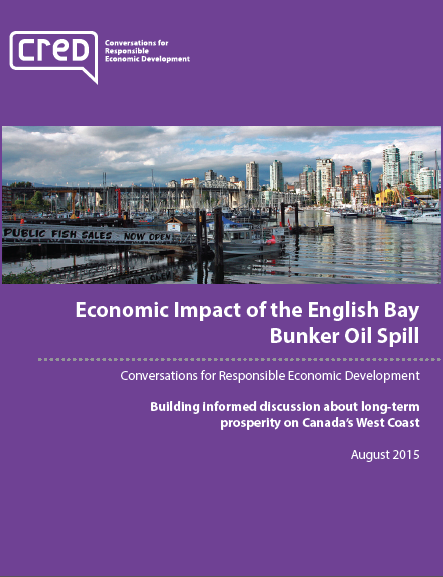 Report Cover_Bunker Oil Spill