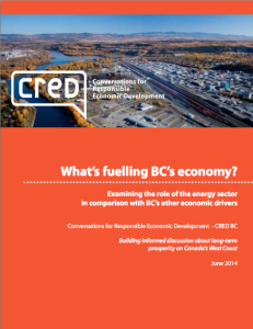 What's fuelling BC's economy cover image