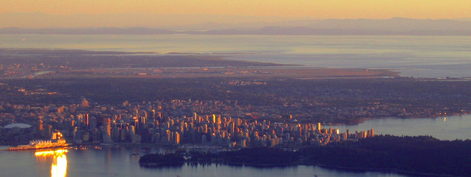 Lower Mainland skyline 2